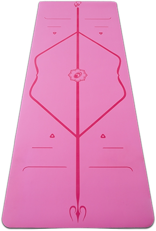 The Best Yoga Mat In The World The Liforme Mat Food