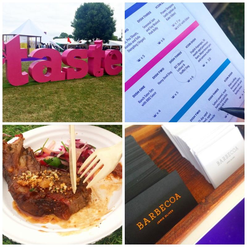 Taste of London 1