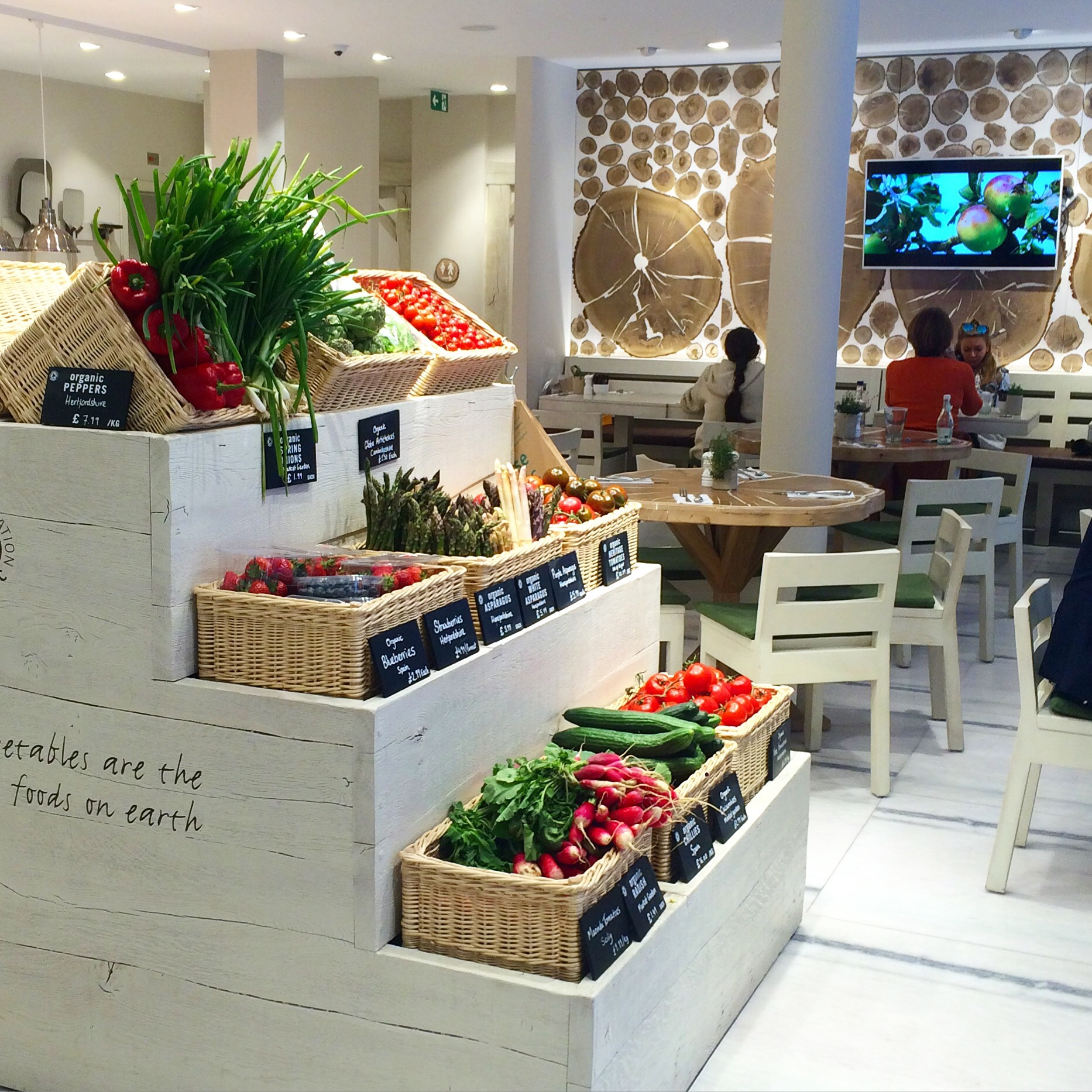 Organic Food Shop London