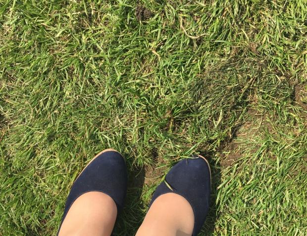 Divot shoes 1