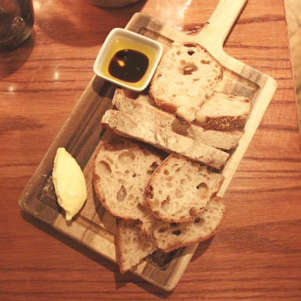 Bread Board White Star Tavern Southampton Restaurant Review Food Fash Fit
