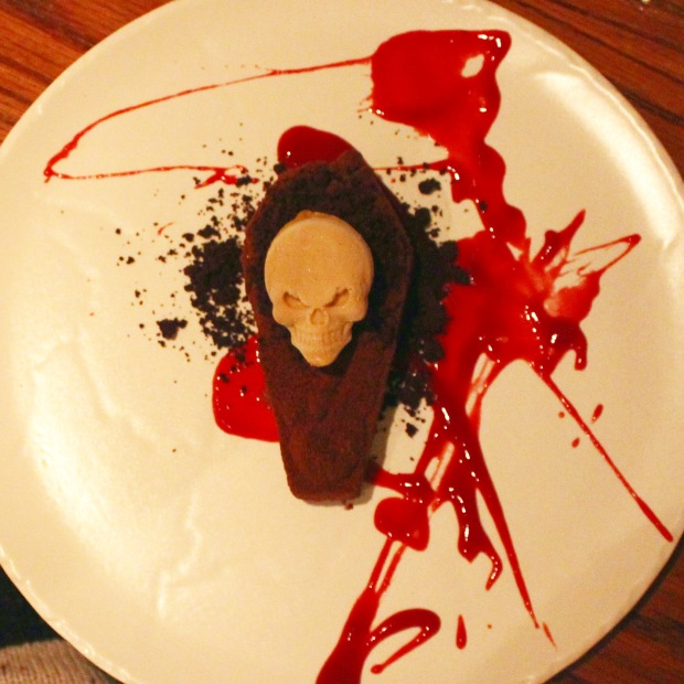 Death By Chocolate White Star Tavern Southampton Restaurant Review Food Fash Fit