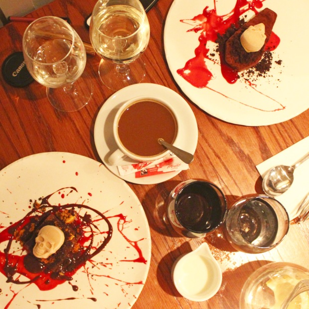 Desserts White Star Tavern Southampton Restaurant Review Food Fash Fit