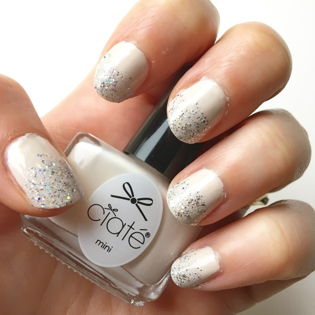 Fortune Teller from Ciate's Mini Mani Month Advent calendar: nail swatch