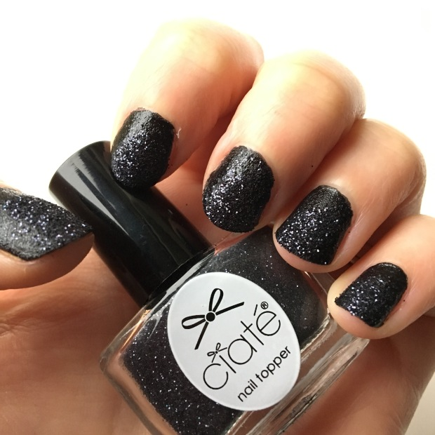 Starry Night from Ciate's Mini Mani Month Advent calendar: nail swatch