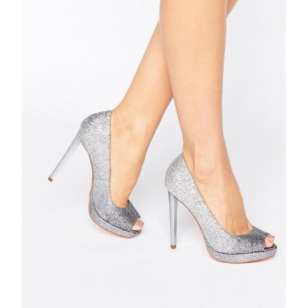 faith-cassie-silver-glitter-heeled-shoes