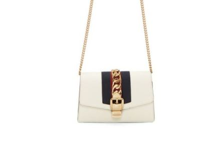 Gucci Mini Sylvie Chain Bag Duchess of Sussex Meghan Markle