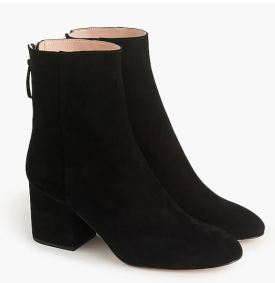 JCrew Sadie Ankle Boots Duchess of Sussex Meghan Markle