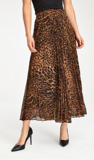 Ralph Lauren Leopard Print Skirts